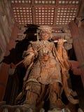 De tempel van Ji van Todai in Nara Stock Fotografie