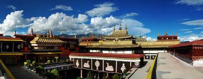 De Tempel van Jokhang Stock Foto's