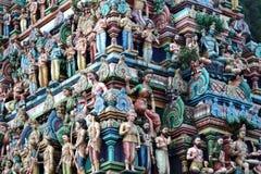 De Tempel van Kallumalaiarulmigu Subramaniyar Stock Afbeeldingen