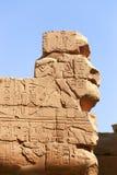 De tempel van Karnak - Egypte Royalty-vrije Stock Fotografie