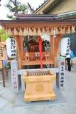 De Tempel van Kiyomizudera in Kyoto Stock Fotografie
