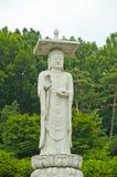 De tempel van Korea Stock Afbeeldingen