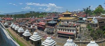 De Tempel van Lalitpurkatmandu Nepal stock foto
