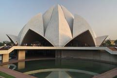 De Tempel van Lotus stock foto's