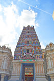 De Tempel van Mahamariamman van Sri Royalty-vrije Stock Afbeeldingen