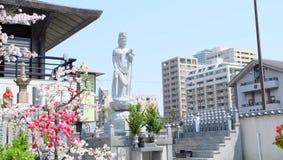 De Tempel van Mamorukunisantaihei, Osaka, Japan Royalty-vrije Stock Afbeelding