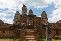 De Tempel van Mebon van het Oosten Stock Foto