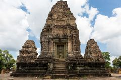 De Tempel van Mebon van het Oosten Royalty-vrije Stock Afbeelding