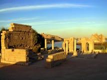 De tempel van Philae Stock Afbeelding