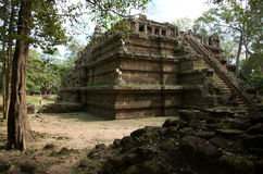 De Tempel van Phimeanakas royalty-vrije stock fotografie