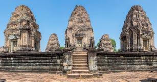 De Tempel van Praereoup Stock Foto