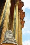 De tempel van Prakaew van Wat van Thailand Stock Afbeelding