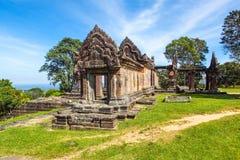 De TEMPEL van PREAH VIHEAR een werelderfenis van het koninkrijk van Kambodja van wonder Royalty-vrije Stock Foto