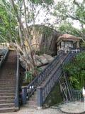 De tempel van Rathnapuraankapala Royalty-vrije Stock Fotografie