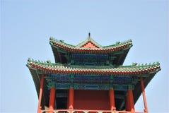 De tempel van ruggegraten Stock Fotografie
