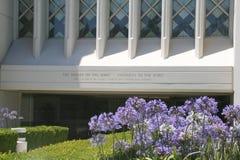 De Tempel van San Diego LDS Stock Foto