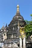 De tempel van Shan in Thailand 2 Stock Afbeelding