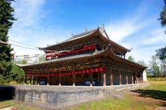 De Tempel van Shengyou Stock Afbeeldingen