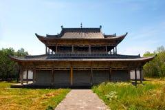De Tempel van Shengyou van Xinjiang Stock Fotografie