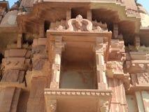 De tempel van Shreemahavir Jee Jain royalty-vrije stock foto