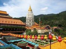 De Tempel van Si van Lok van Kek Stock Fotografie