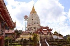 De Tempel van Si van Lok van Kek, Penang. Stock Foto's
