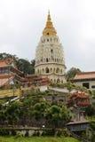 De Tempel van Si van Lok van Kek, Penang Stock Foto's