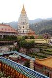 De Tempel van Si van Lok van Kek, Penang Stock Fotografie