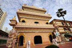 De tempel van Siam penang Royalty-vrije Stock Afbeelding