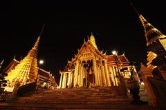 De tempel van Smaragdgroene Boedha Royalty-vrije Stock Fotografie