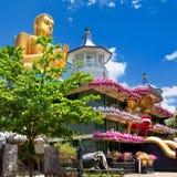 De tempel van Sri Lanka Stock Foto's