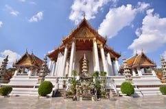 De tempel van Sutat Royalty-vrije Stock Afbeeldingen