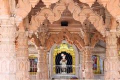 De tempel van SwamiNarayana - India Royalty-vrije Stock Afbeelding