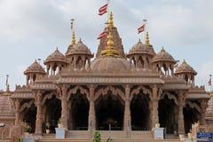 De tempel van SwamiNarayana - India Stock Fotografie