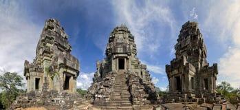 De Tempel van Ta Keo Royalty-vrije Stock Foto's