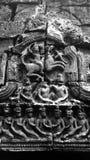 De Tempel van Ta Nei in het Archeologische Park van Angkor stock afbeelding