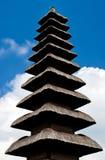 De tempel van Taman ayun Stock Afbeelding