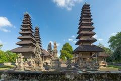 De tempel van Tamanayun, de plaats van de werelderfenis in het eiland van Bali, Indonesië Stock Fotografie
