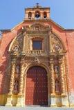 De tempel van tercera orden I Stock Afbeeldingen