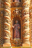 De tempel van tercera orden III Stock Foto's