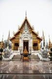 De tempel van Thailand Stock Foto