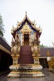 De tempel van Thailand Royalty-vrije Stock Foto