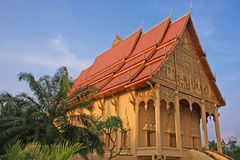 De Tempel van Thailand Royalty-vrije Stock Foto's