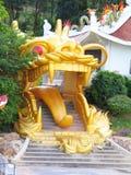 De Tempel van Thailand Royalty-vrije Stock Fotografie