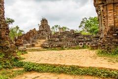 De tempel van Vietnam Royalty-vrije Stock Fotografie