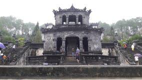 De tempel van Vietnam Stock Afbeeldingen