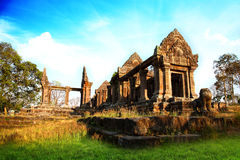De Tempel van Vihear van Preah Royalty-vrije Stock Afbeelding