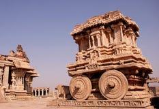 De tempel van Vittala Royalty-vrije Stock Afbeelding