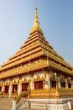 De tempel van Wang van Nong Stock Foto