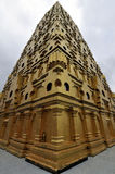 De tempel van Wang van Wat wiwekaram Royalty-vrije Stock Fotografie